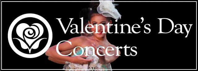 Valentine's Concerts